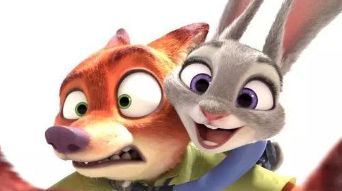 尼克和朱迪