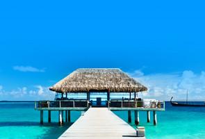 印度洋的珍珠 马尔代夫