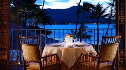 浪漫海景晚餐La Mer