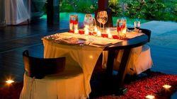 巴厘岛宝格丽·浪漫晚餐