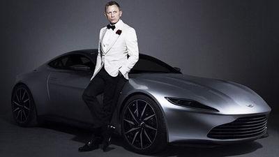 007邦德座驾阿斯顿马丁
