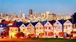 旧金山街景