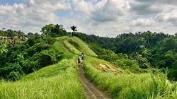Campaun山脊徒步