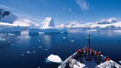 silver explorer探索南极