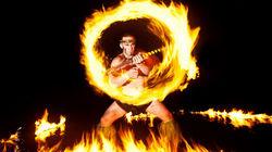 波利尼西亚文化中心---大型舞蹈演出《生命的呼唤》