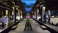 巴厘岛宝格丽·酒店餐厅