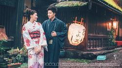 京都 婚纱拍摄