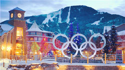 冬奥会滑雪胜地---惠斯勒