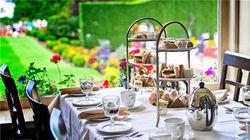 布查特花园精致下午茶