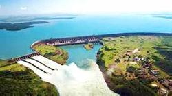 世界第二大水电站