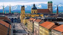慕尼黑城景