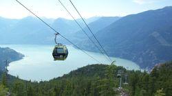 北美最受欢迎缆车-海天缆车