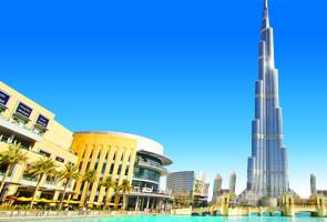 震撼迪拜 奢华登场