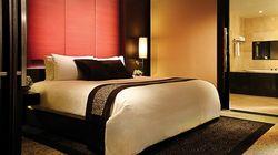 曼谷悦榕庄酒店《单卧套房》卧室