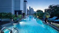 曼谷悦榕庄酒店泳池