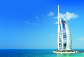 迪拜黄金城 奢华零距离