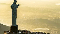 基督像与马拉卡纳体育场