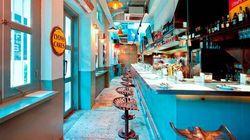 街边甜品小店