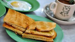 传统南洋早餐
