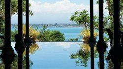 四季金巴兰 酒店大堂景观