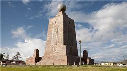 0纬度赤道纪念碑