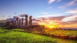 神秘的人类未解之谜——复活节岛