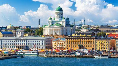 赫尔辛基大教堂