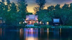 普吉岛悦榕庄度假村《双泳池别墅》外观