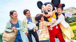 全家欢乐迪士尼