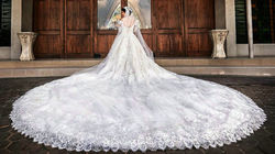 迪拜婚纱品牌Michael Cinco