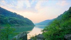 嘉陵江小三峡