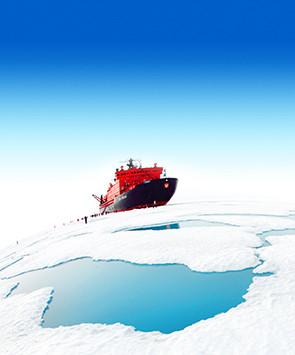征服北极点