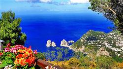 欧洲最奢侈的蜜月圣地―卡布里岛