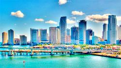 度假天堂—迈阿密