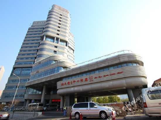青岛国信海天体育中心酒店
