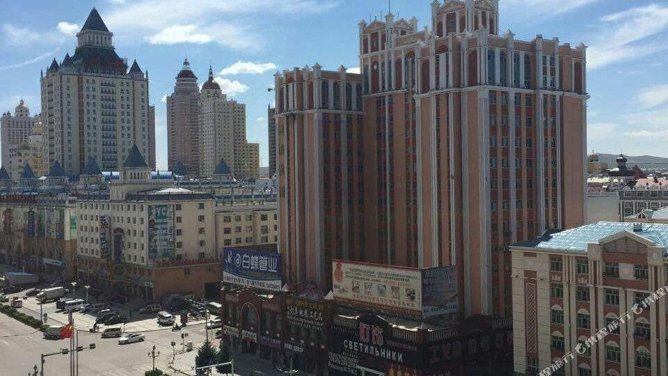 豪景国际公寓酒店