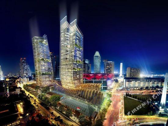 Jw Marriott Hotel Singapore South Beach Hotel Reviews