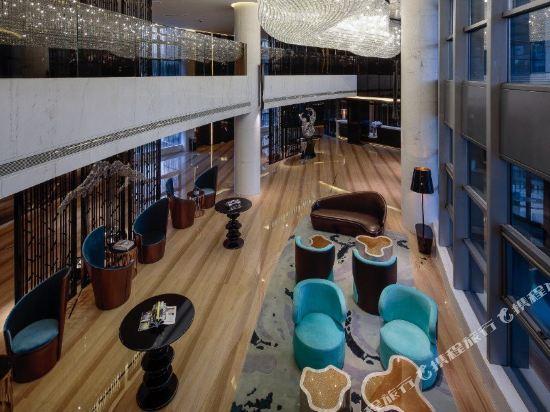 Wuxi idea garden hotel 50 off booking ctrip for Idea garden hotel wuxi