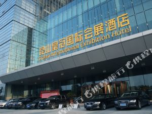Crown International Exhibition Hotel Kunshan