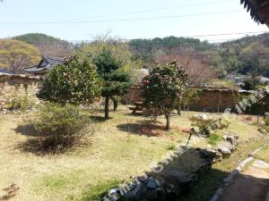Choi`s noble old house in Kyungnam korea