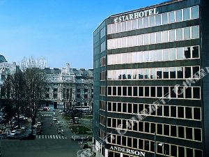 Starhotels Anderson Milan