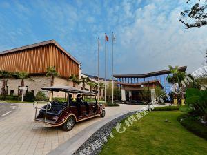 泸州天展名人温泉度假酒店2晚,入住含双人温泉门票2张+免费糕点水果小吃