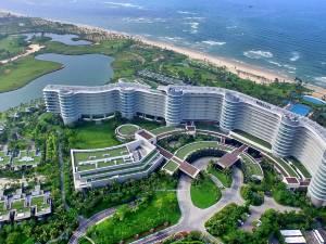 海南蓝湾绿城威斯汀度假酒店图片