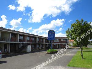 쿠이라우 파크 모터 로지(Kuirau Park Motor Lodge Rotorua)