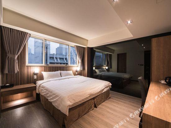 台北華大旅店
