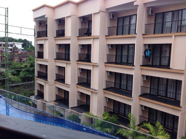 巴厘岛库塔瑞吉公园酒店(park regis kuta bali)点评