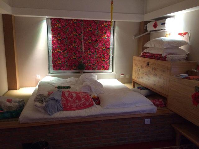 农村带火炕卧室设计图图片