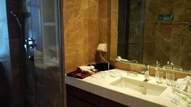 天津津塔津海高级酒店公寓点评