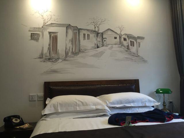 时光漫步怀旧主题酒店(北京国子监店)点评