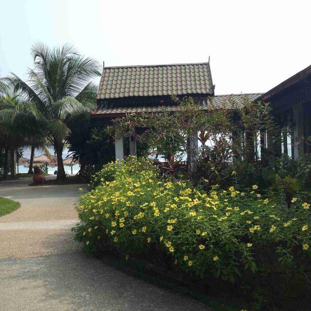 resort(热浪岛塔拉海滩度假村)